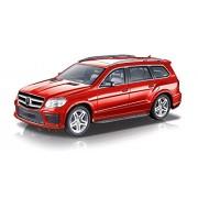 Braha Mercedes Benz GL550 Radio Control Car, Red