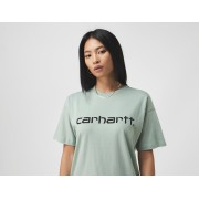 Carhartt WIP Script T-Shirt, grön
