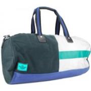 Tommy Hilfiger 22 inch/55 cm Sheldon Travel Duffel Bag(Blue)