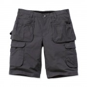Carhartt 104201 Steel Multipocket Shorts - Relaxed Fit - Shadow - W40