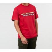 Billionaire Boys Club Gradient Graphic Tee Red