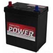 Electric Power 12V 40Ah 300A ASIA BAL+ vékony autó akkumulátor (+AJÁNDÉK!)