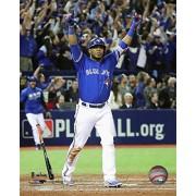 "Edwin Encarnacion Toronto Blue Jays Game Winning Home Run 2016 AL Wild Card Game Photo (Size: 8"" x 10"")"