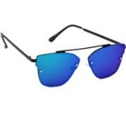 Eyeland Wayfarer Sunglasses(Blue, Green, Multicolor)