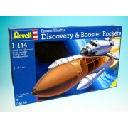 Plastic ModelKit Univers 04736 - Discovery Space Shuttle + Booster Rockets (1: 144)