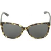 DKNY Cat-eye Sunglasses(Grey)