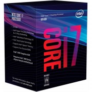 MicroProcesador Intel Core I7 8700 CoffeeLake