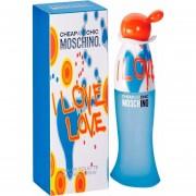 I Love Love de Moschino Eau de Toilette 100 ml