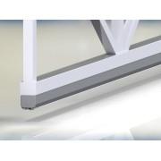 CAIS STAGE MB vodící profil 95x86mm, bez povrchové úpravy délka: 3