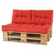 Today Palletkussen Brik Rood - 120 x 80cm