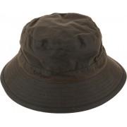 Barbour Wachs Hüte Army - Dunkelgrün Größe L