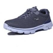 Mr.SHOES WX0378-1 GREY FLEX ADVANTAGE 2.0 Walking Shoes For Men(Grey)