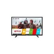 Smart TV Led HD 32 Philco Conversor Digital PTV32E21DSWN