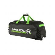 Unihoc Gearbag Oxygen Line Large (with wheels) Black