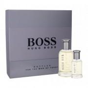 HUGO BOSS Boss Bottled Sport set cadou apa de toaleta 100 ml + apa de toaleta 30 ml pentru bărbați