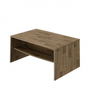 Bertolini mesa de centro bertolini austin rústico