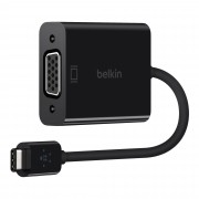 Belkin USB-C to VGA Adapter - адаптер за свързване от USB-C към VGA