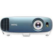 BenQ DLP Beamer TK800 Helderheid: 3000 lm 3840 x 2160 UHD 10000 : 1 Wit-blauw