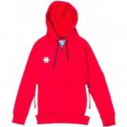 Osaka Deshi Training Zip Hoodie - Red