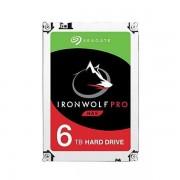 SEAGATE Ironwolf PRO Enterprise NAS HDD 6TB 7200rp ST6000NE000
