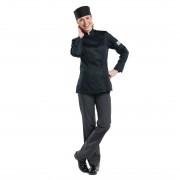 Chaud Devant Lady Comfort dames koksbuis zwart L - L