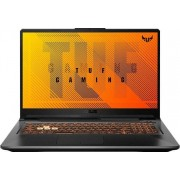 Asus TUF GAMING A17 FA706IH-H7050T Notebook (AMD Ryzen 7, GeForce®, 512 GB SSD, inkl. Office-Anwendersoftware Microsoft 365 Single im Wert von 69 Euro)
