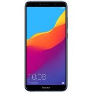 "Telefon Mobil Huawei Honor 7A, Procesor Octa-Core 1.4GHz/1.1GHz, IPS LCD Capacitive touchscreen 5.7"", 2GB RAM, 16GB Flash, Camera Duala 13+2MP, Wi-Fi, 4G, Dual Sim, Android (Albastru) + Cartela SIM Orange PrePay, 6 euro credit, 6 GB internet 4G, 2,000 min"