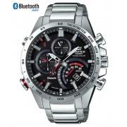 Ceas barbatesc Casio Edifice EQB-501XD-1AER Bluetooth Solar PREMIUM COLLECTION