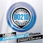 Video Delta Various Artists - PITERPAN 90210 Compilation - CD
