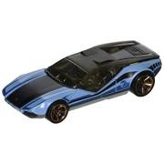 Hot Wheels Treasure Hunt HW City La Fasta Light Blue/Black #34/250