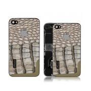 iPhone 4 Bakstycke Crocodile L (Vintage)