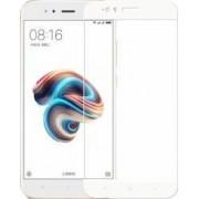 Folie protectie sticla securizata Himo full size pentru Xiaomi A1 si MI 5X alb