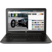 HP ZBook 15 G4 i7-7700HQ 8GB 256GB SSD nVidia Quadro M620 2GB Win 10 Pro FullHD (Y6K18EA)