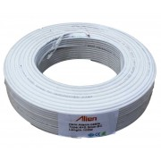 Cablu alarma 4x0,5mm Cu 100m