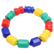 Fisher Price Snap Lock Beads Rattle - Multi Colour