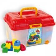 Детски конструктор в кутия - Съкровището на пиратите - 10101 Mochtoys, 5907442101010