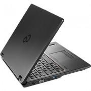 """Лаптоп Fujitsu Lifebook E449, Intel Core i7-8550U, 8Gb DDR4, 256Gb M2 SSD, 14.0""""FHD AG, no OS, Черен - S26391-K483_v100_VSP"""