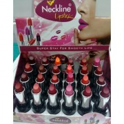 Neckline super Stay Matte waterproof lipstick set of 24