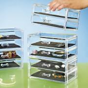 Cutie pentru bijuterii cu sertare