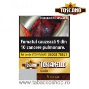Tigari de foi Toscanello Giallo Vanilla 5