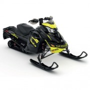 Ski-Doo MXZ X-RS Iron Dog 600 HO E-TEC '18