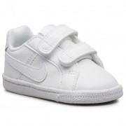 Nike Buty NIKE - Court Royale (TDV) 833537 102 White/White