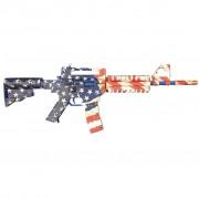 Skládací sada zbraně Paper Shooters US Patriot