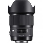 Sigma 20mm F/1.4 DG HSM (A) - NIKON - 2 Anni Di Garanzia