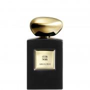 Armani prive cuir noir eau de parfum 250 ML