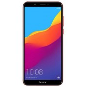 "Telefon Mobil Huawei Honor 7C, Procesor Octa-Core 1.8GHz, IPS LCD Capacitive touchscreen 5.99"", 3GB RAM, 32GB Flash, Camera Duala 13+2MP, Wi-Fi, 4G, Dual Sim, Android (Rosu)"