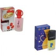 Set of 2 Rose-ILU Perfume