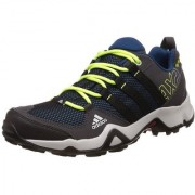 Adidas Men's Black Lace-up Trekking Shoes