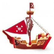 Bateau Pirate Arty Toys Les Pirates : Ze Pirat Boat