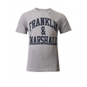 FRANKLIN AND MARSHALL CF Logo Tee Vintage